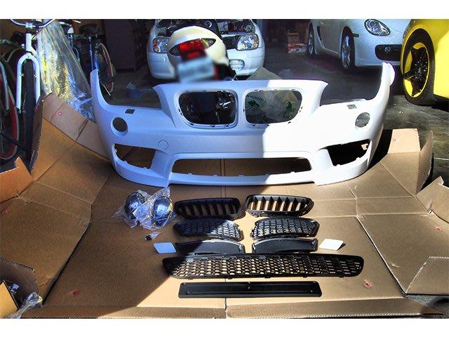 DJD190903 BMW X1 M-TECH 前保桿套件