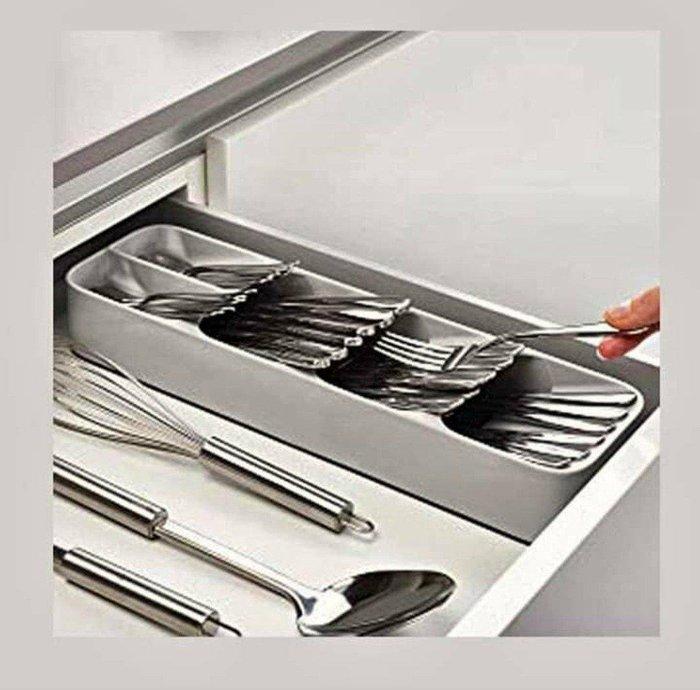 湯匙,叉,刀~抽屜收納保存盒