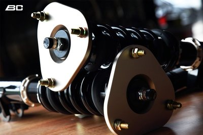 BC避震器 BR TYPE PORSCHE MACAN 14+  30段阻尼軟硬 桶身高低可調