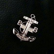 香港基督少年軍 襟章  襟針STEDFAST ASSOCIATION PIN