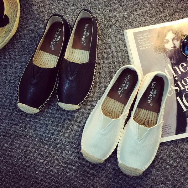 My fit guys春季新款 3/7 韓款 小白鞋 休閒鞋 平底鞋 懶人鞋 漁夫鞋 福樂鞋 2款 預購