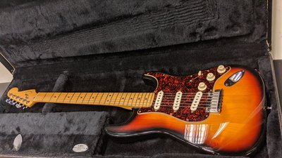 Fender 1997 American Roadhouse Stratocaster