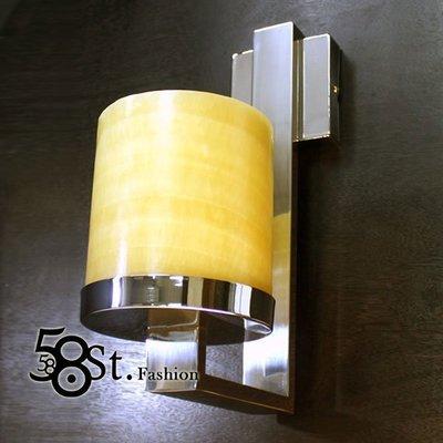 【58街】「Sir Lancelot's pendant lamp 圓桌武士_雲石版 壁燈款」複刻版。GK-334