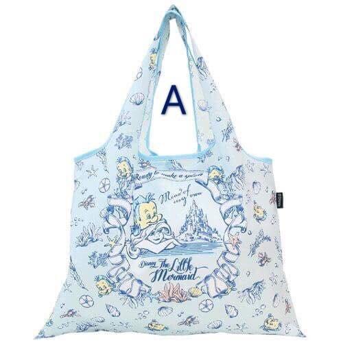 ✽JoBella 日本空運 韓貨✽ 迪士尼公主可收納環保袋 (現貨+預購)