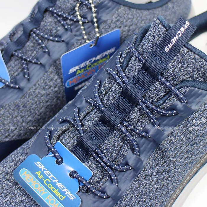 (B1)SKECHERS 男 休閒系列ULTRA FLEX 2.0 52766NVY 休閒鞋 懶人鞋 [迦勒]