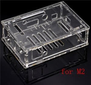 Banana PI BPI-M2 Case Transparent Clear Acrylic Outer Box En