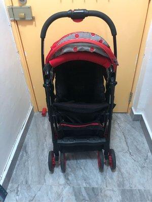 Aprica雙向嬰兒車