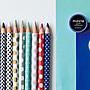 【R的雜貨舖】紙膠帶分裝 非整捲 MARK'S masté/ Basic 小點點 藍點