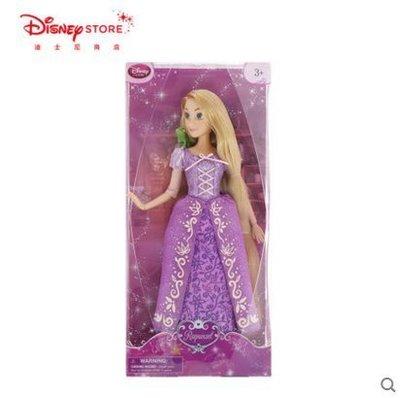 【興達生活】迪士尼商店 Disney Store 迪士尼公主系列公主娃娃玩偶手辦禮盒裝