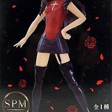 日本正版 SEGA 景品 Fate/EXTRA Last Encore 遠坂凜 SPM 公仔 模型 日本代購