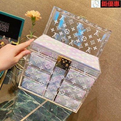 現貨直出 現貨 LV透明亞克力月餅禮盒套裝創意禮品收藏送親友領導客戶團圓節日 巨優惠