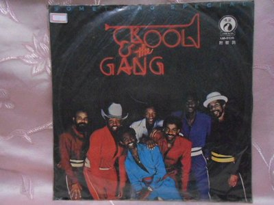 【采葳音樂網】-西洋黑膠–KOOL&THE GANG庫爾夥伴〝SOMETHING SPECIAL〞1084