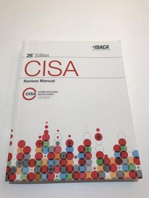 ISACA CISA Review Manual 26th Edition + dump 考試合格必然之選
