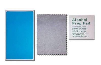 【東京數位】全新 9H 鋼化貼膜 專用 酒精棉+吸塵貼紙+擦拭布 配件包組 獨賣款 iphone6 6s air m9