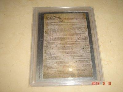 美國職棒 The Constitution is Ratified 2006 Topps Chrome 球員卡