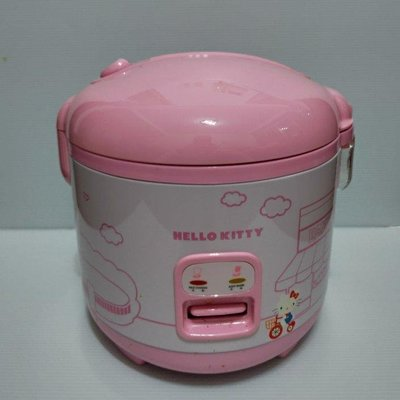 Hello Kitty 6人份電子鍋