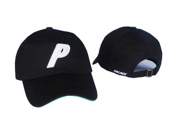 全新商品 Palace Skateboards P Logo Cap 彎帽簷 老帽 帽子