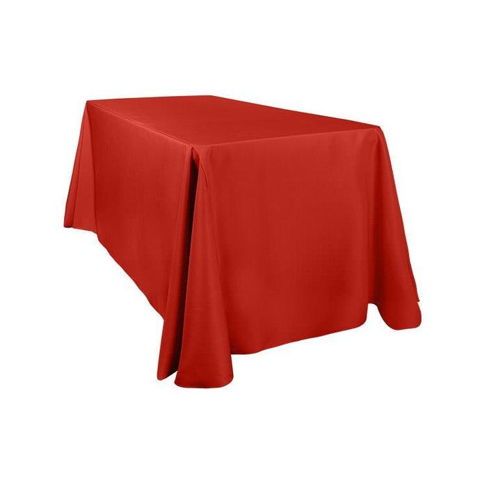 居家家飾設計 會議桌巾系列-切圓角桌巾200*320cm-毛性紗/深紅 超厚防皺毛性紗 不起毛球/不縮水