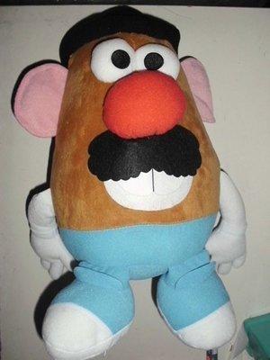 《豪宅玩具》Disney 皮克斯迪士尼 玩具總動員3 TOYS PLAYSKOOL蛋頭先生 Mr. Potato