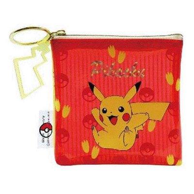 尼德斯Nydus 日本正版 神奇寶貝 Pokemon GO 精靈寶可夢 皮卡丘 零錢包 證件包 票卡包 預購