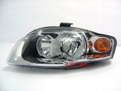 【UCC車趴】AUDI 奧迪 A4 05 06 07 B7 AVANT 原廠型 晶鑽大燈 (TYC製) 一組6000