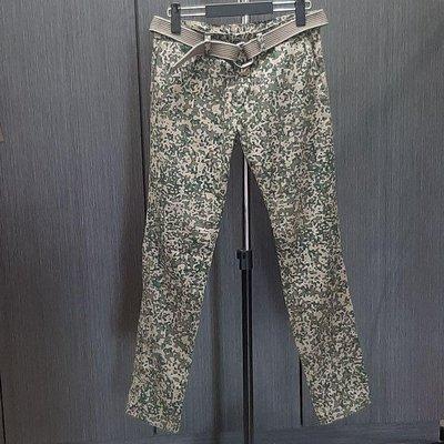 國外帶回正品Carhartt美軍微彈迷彩褲30腰(突尼西亞製)