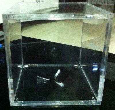 球框~為星空~收藏壓克力棒盒放簽名球納方紀念空白特價全新珍藏展示置for starry sky座ball case透明