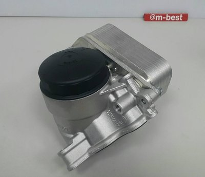 X5 E70 N20 N52 N52N N53 N54 N55 機油濾清器座總成 機油冷卻器總成 11428637812