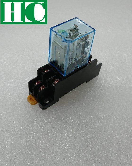 保誠科技~OMRON Relay 繼電器 含稅價 MY2NJ 8PIN 5A 機電電工 門禁(各型號大量批價出售)