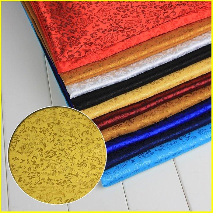 爆款--織錦緞布料 絲綢提花龍紋緞面古裝漢服面料唐裝cos服裝 綢緞布料#布料#綢緞#冰絲#絨布