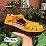 MIT手工真皮氣墊涼鞋【Creather瘋皮閣】