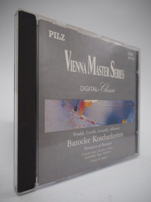 Barocke Kostbarkeiten:Vivaldi等_Vienna Master Series 〖專輯〗CIR