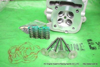 G6/G5/雷霆/MANY125=LEB/LFE/LKE+300~400條曲軸+61~65缸+缸頭=168~194cc直
