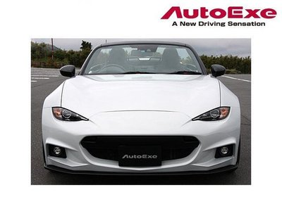 AUTOEXE Front Nose 前 保桿 Mazda 馬自達 MX-5 ND 16+ 專用