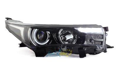 【JX】駿憲光電 14 15 TOYOTA ALTIS 11代  原廠型 Z版 LED 魚眼大燈 另有U型燈眉魚眼大燈