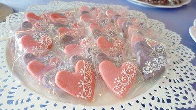 Moon夢客製化結婚禮品《手繪彩色糖霜餅乾》姐妹禮/探房禮/candy bar佈置/二次進場/送客禮/婚禮小物/多色可選