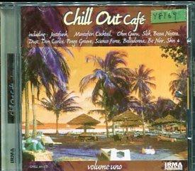 *還有唱片行* CHILL OUT CAFE / VOLUME UNO 二手 Y8169