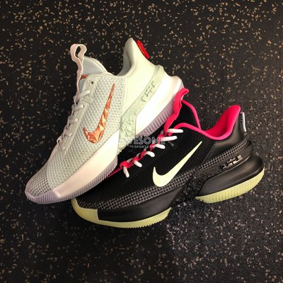 [歐鉉]NIKE LEBRON AMBASSADOR XIII 籃球鞋 男女 CQ9329-300 CQ9329-001