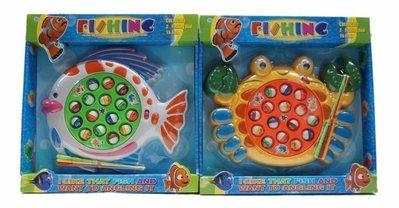 佳佳玩具 ----- 兒童 旋轉 電動釣魚玩具 非磁性 益智玩具【CF92487】