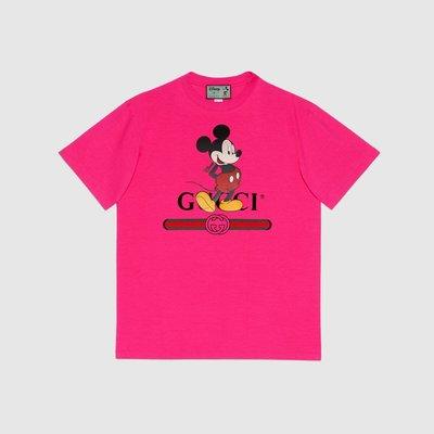 【英國連線】限量 Gucci GG Disney 短袖 上衣  ( 免運)