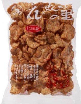 名古屋仙貝 (甜醬油蝦餅口味) 圖看起來不怎麼樣,但是店長親自試吃真的好好味啊! 配啤酒或茶都對味~喵馨人日本連線代購