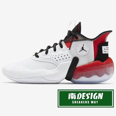 南◇2020 8月 Jordan React Elevation Pf 籃球 CK6617-100 Doncic 白紅色