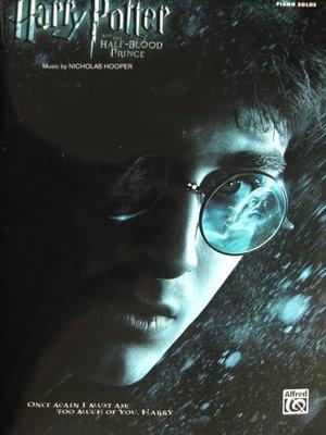 ╰☆美弦樂器☆╯Selections from Harry Potter and the Half-Blood特價中~