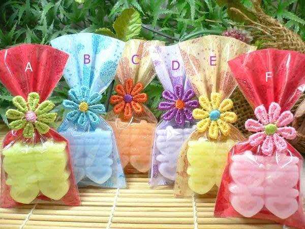 彩色囍字手工皂~結婚禮小物送客禮品贈品二次進場囍糖袋.100個免運費.200個再優惠