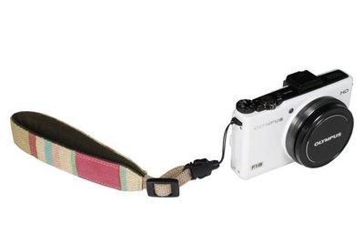 來來相機 shine away 手工製手腕帶 -焦糖瑪奇