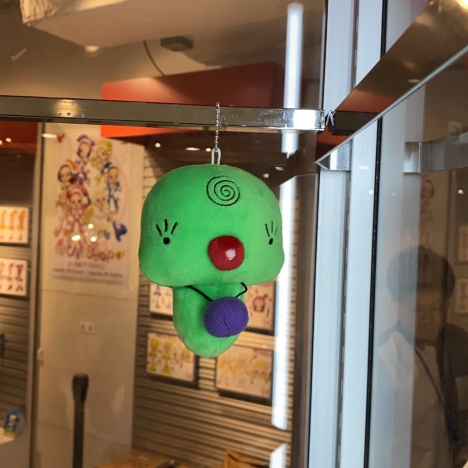 日本 魔女莉卡 限定 娃娃 吊飾 小魔女 DoReMi 現貨