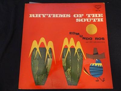 【柯南唱片】Edmundo Ros // Rythms Of The South>>日版LP