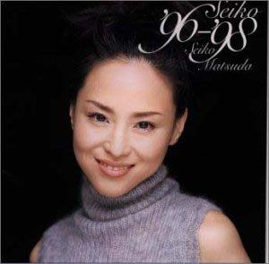 松田聖子 --- Seiko'96-'98 ( 已絕版 )