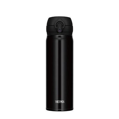 THERMOS 膳魔師保溫瓶曜石黑500ML & 膳魔師杯瓶保護套