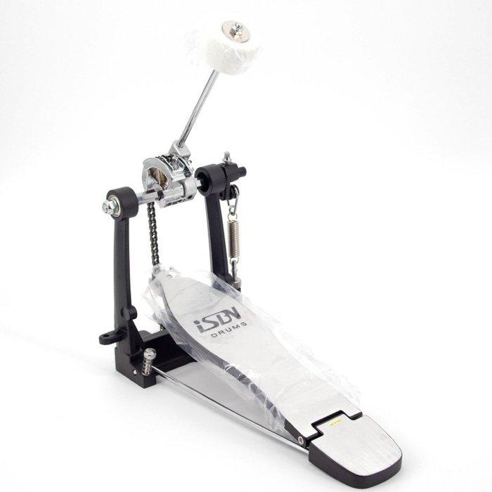 ☆唐尼樂器︵☆公司貨免運 iSBN i-503PS 台灣製高 CP 值大鼓單踏板